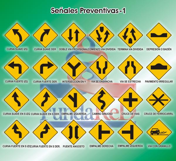 Las señales de transito guatemala - Imagui